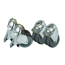 336900 - Kit 4 ruedas (dos...